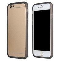 New stock case TPU Bumper Frame Cover for iphone6 th iphone 6 iphone6 50pcs/lot free drop shipping