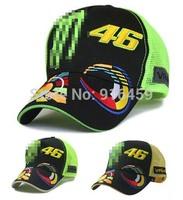 2014 Vr46 Rossi  F1 racing Mesh cap Motor gp  snapback cap Driver Motorcycle Motocross  sports Baseball cap Drop shipping