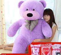 Soft stuffed pp cotton teddy bear birthday gift christmas day present of girl friends children cushion pillow