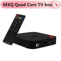 Quad core S805 Google TV Box Android 4.4.2 1GB RAM 8GB ROM 1.5GHz S805 MXQ Octa GPU Android HDMI TV Box with TF Card Slot