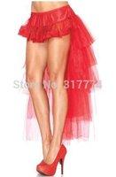 whole sale Sexy Layered Ruffle Mini Tutu Skirt Burlesque Petticoats Clubwear Dance Ball Gown S013