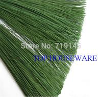 26#  DIY artificial fake rose flower stems  DIY handmade flower  leaf vein home decoration 100pcs   200pcs