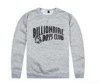 BILLIONAIRE BOYS CLUB BBC Hoodie  hip hop clothes sportswear fashion sweater brand new 2014