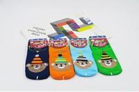 Christmas socks 3-6 Years old 8pairs/lot children  cotton socks