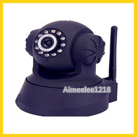 Night Vision Wireless WiFi WPA Network Internet Webcam Wifi Wireless IP Security CCTV Camera HD Outdoor  2pcs