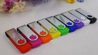 plastic swivel design 4GB/8GB/16GB/32GB/64GB USB flash drive pen drive memory stick