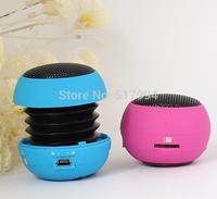 China Cheap Portable Speaker HIFI USB Mp3 Stereo Mini Speaker Music MP3 Player Amplifier loudspeaker Free Shipping wholesale