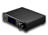 SMSL Q5 True Digital Audio Amplifier Remote USB/Fiber/Coaxial Input 192KHZ 50W*2 black color