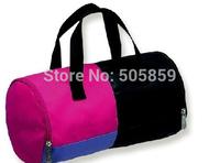 The new multi-color mosaic fashion beach bag leisure bag