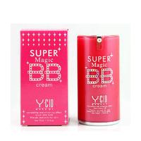 YCID Magic BB Cream Makeup Face Care Red Bottle Anti-wrinkle Moistureizing Foundation Concealer Makeup Facial  Oil-Control