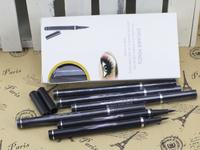 free shipping,2014 women top popular MA brand makeup E205 waterproof black eyeliner pencil,high quality make up eye liner