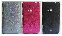 Bling Glitter Hard Skin Cover Case For Nokia Lumia 625