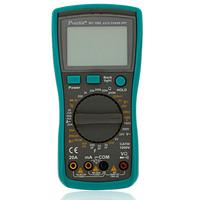 Pro'skit MT-1280 1999 Digital LCD Display Protection Type Multimeter w/ 9V Wholesale BR RU