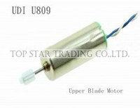 UDI U809 RC helicopter spare parts Motor for upper propeller