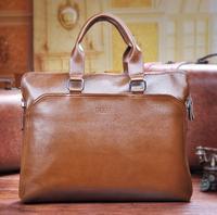 XMAS New Arrival 2014 Men's Shoulder Bag Fashion Men Messenger Bags Famous Business Casual Men's Travel Bags Free Shipping B611
