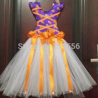 EMS Free Shipping 90 Colors Halloween Tutu Hair Bow Holders 12 pcs /lot