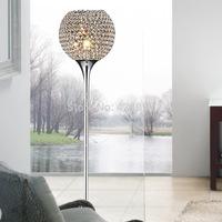 Minimalist modern creative K9 crystal decorative floor lamp living room lamp bedroom bedside study Mahjong FRFL / 0005