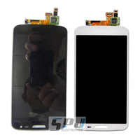 for LG G2 mini D620 D410 D618 LCD display with touch screen digitizer assembly,Black or white,Original,free shipping