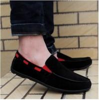 2014 New canvas shoes men Gentlemen sneakers for men sports casual shoes  men flat Casual lace-up shoes