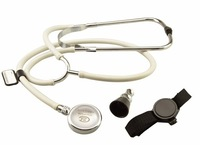 Doctors nurses Professional Acoustical Classic Household Stethoscope +Free shipping