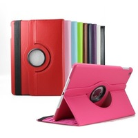 360 degree rotating smart case for IPAD AIR IPAD 5