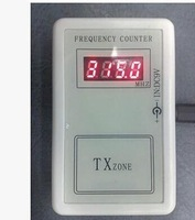 Free Shipping Wireless Frequency Counter 250-450Mhz Remote Tester Remote Key Frequency Tester