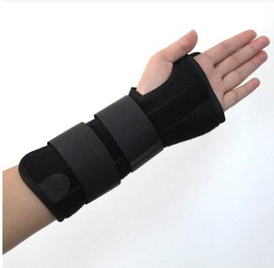 Medical wrist bone fracture fixation brace after nursing a wrist brace wrist radius bone wrist fracture plaster(China (Mainland))
