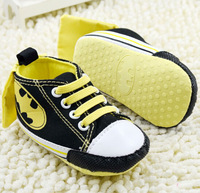 Newest baby sneakers Hot sale Newborn shoes Batman Fashion baby shoes Brand baby sport shoes Top quality baby shoes