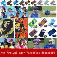 Three hundred styles Turban Magic Headband Outdoor Sports Cycling Bike Bicycle Riding Veil Multi Head Scarf Scarves Face Bandana