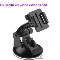 SJ4000 Accessories Car Window Mount Suction Cup Adapter for Wifi SJ4000 Sjcam sj4000 sj5000 sj6000 Sprot camera