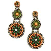 2014 New fashion women statement bohemia stud Earrings fashion earring for women gift