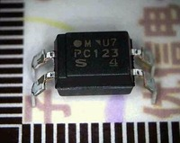 Line PC123 optical isolator transistor / photoelectric output DIP-4 new original --YXDZ