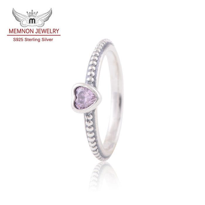 Кольцо Memnon Jewelry aneis 925 52/54/56/58 RIP110C кольцо bao chun anillos 925 aneis jz10 bcjz10