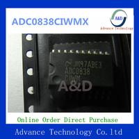 ADC0838CIWMX/NOPB IC ADC 8BIT SERIAL I/O 20-SOIC IC chips