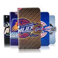 NBA Thunder basketball Jordon Lakers Heat leather flip mobile phone cover case for Sony Xperia Z3 mini