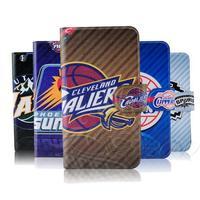 NBA Thunder basketball Jordon Lakers Heat leather flip mobile phone cover case for nubia Z7 Max NX505J