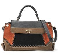 Hot Sale Fashion Retro Winter Colorfull Denim Handbag Crossbody Shoulder Bag Women Messenger Bags