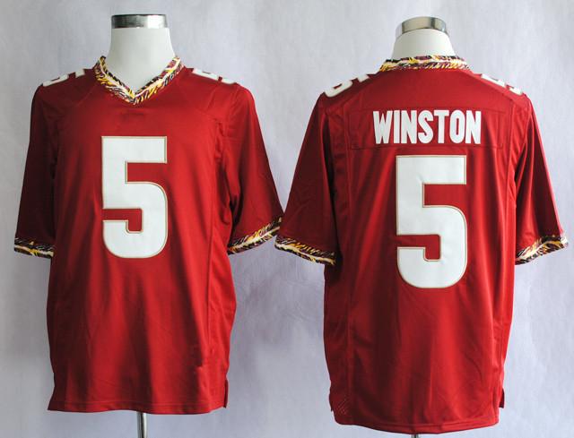 #5 Jameis Winston 80 Rashad Greene 2 Deion Sanders Jersey, Florida State Seminoles (FSU) NCAA College Football Jerseys,Mix Order(China (Mainland))