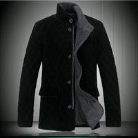 Big Size 4XL 5XL 6XL 100 Cotton The black outwear & Coats & Jackets Men Winter Jacket With hood parkas XXXL XXXXL XXXXXL