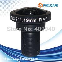 Panoramic lens fisheye lens 180 degree