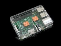 Waveshare New Raspberry Pi Model B+ ARM11 512MB Linux Mini PC Development Board Kit Ras pberry pi with Case / Cover G