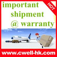 Shipping way / Shipment and warranty