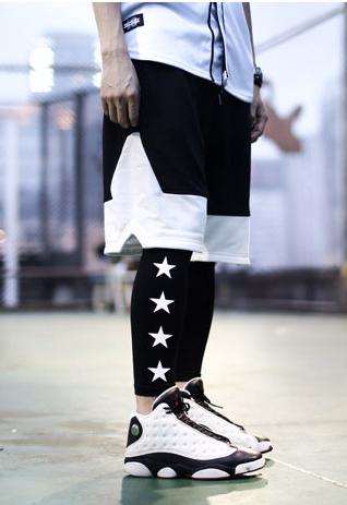 2014 autumn high quality mens joggers winter Star letters cashew man Hip Hop Love