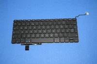 "Tested working Great for Macbook Pro 17"" A1297 No Norway Norwegian Keyboard"