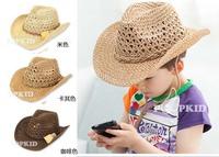 HOT SALE 1 Piece Sun Hats Children summer Visors,boy/Girl outdoor sunbonnet, Kid baseball Hat Fedoras Baby Cap+age 2-6