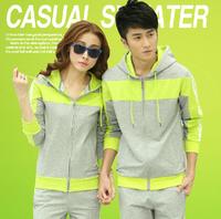 Mix color comfortable material hot sale blusas femininas tracksuit for women,brand autumn winter jogging suits sportswear female