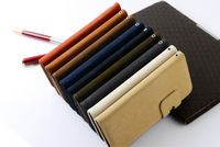 """20Pcs/Lot Luxury Leather Wallet Stand Case For iPhone 6 For Iphone 6 Plus Cases 4.7"""" Phone Bag Cover For iphone6 Card Slot"""