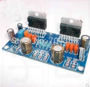 40VDC TDA7293 Parallel mono power amplifier board HiFi Board kit Electronic board kit combination Amplifier DIY(China (Mainland))