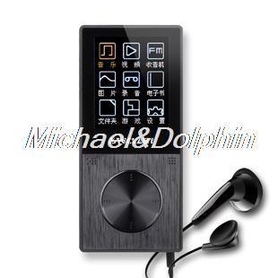 "Free Shipping Original Smart Mini 4GB 1.8"" OLED Screen Teclast X30SE MP3 Music Player With FM Radio Voice(China (Mainland))"