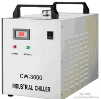Water chiller CW-3000 and ruida controller